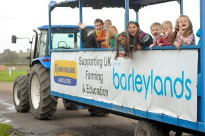 Barleylands Farm Park